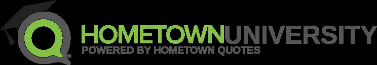Hometown University